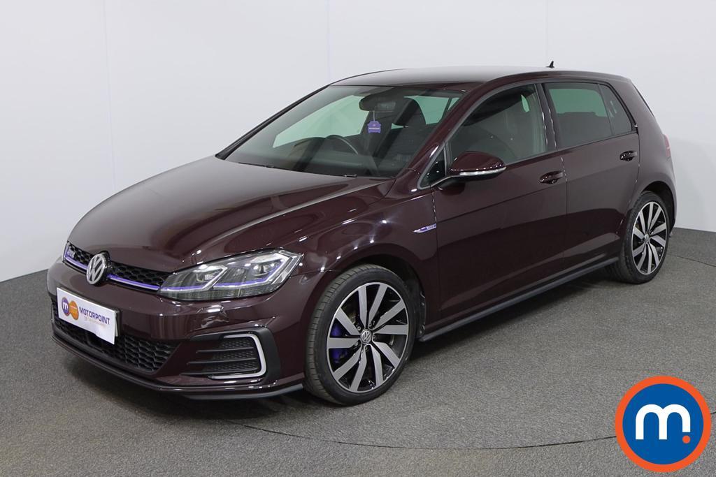 Volkswagen Golf GTE Advance - Stock Number 1137889 Passenger side front corner
