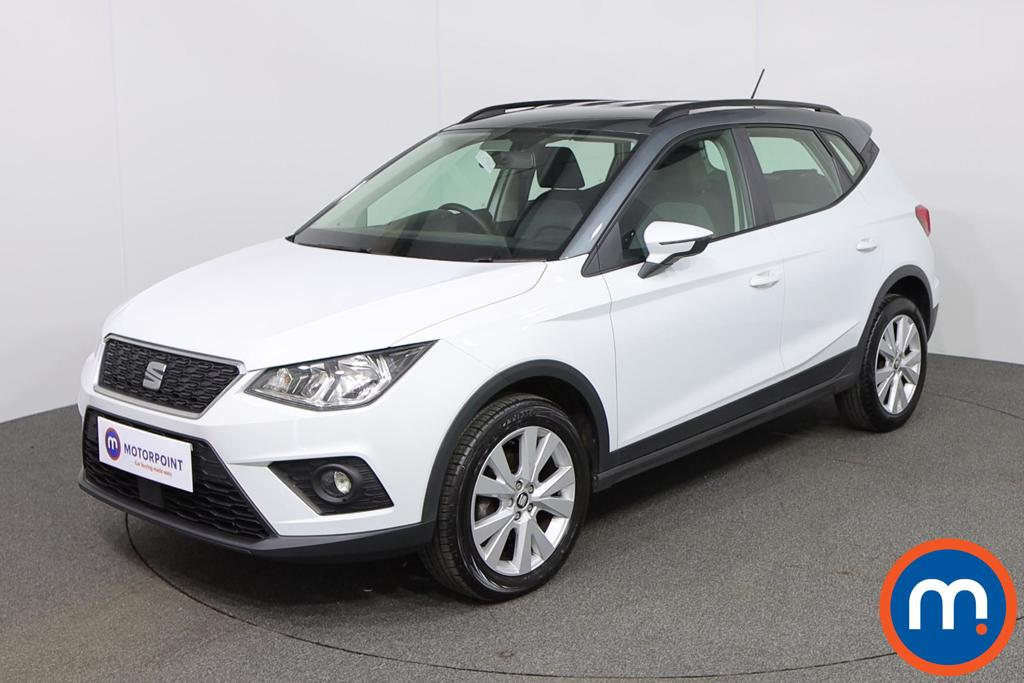 Seat Arona SE Technology Lux - Stock Number 1137997 Passenger side front corner