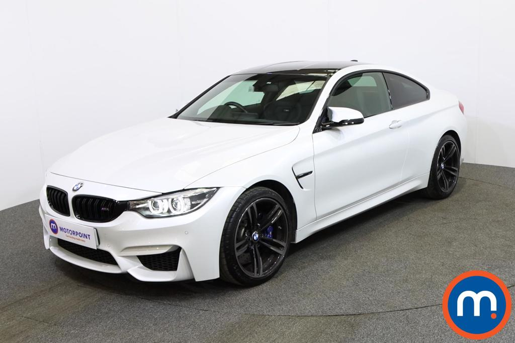 BMW M4 M4 - Stock Number 1134882 Passenger side front corner