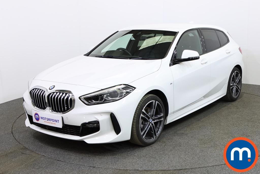 BMW 1 Series M Sport - Stock Number 1135353 Passenger side front corner