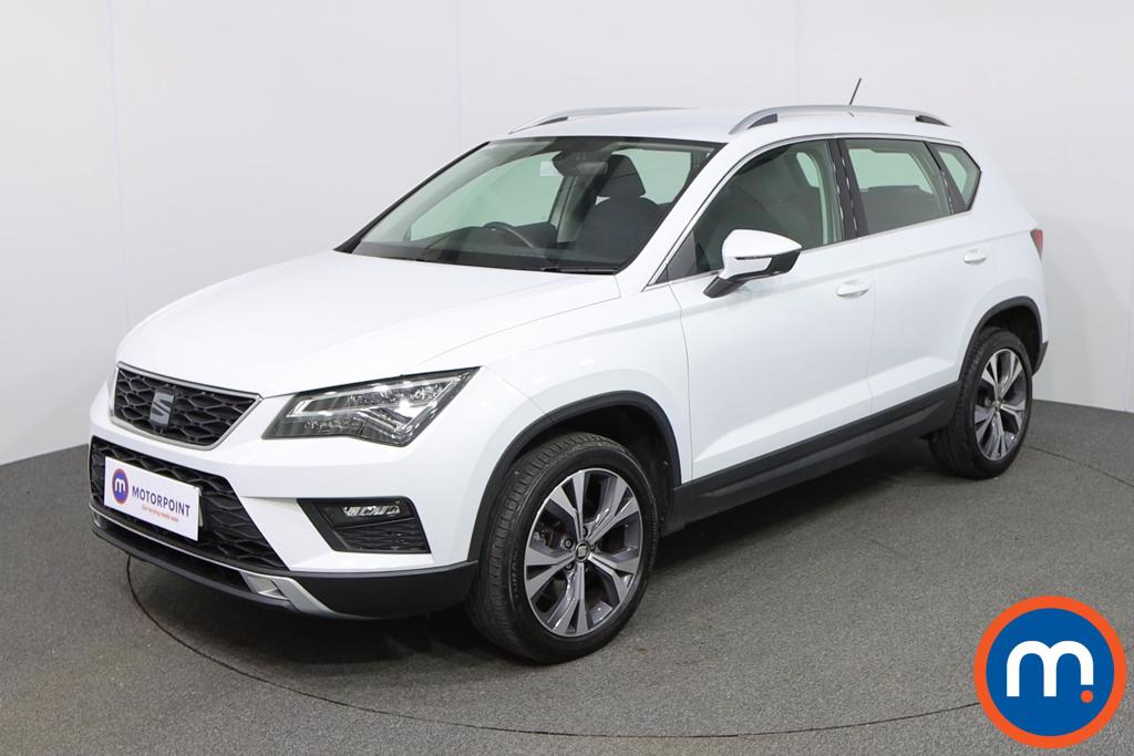 Seat Ateca SE Technology - Stock Number 1135785 Passenger side front corner
