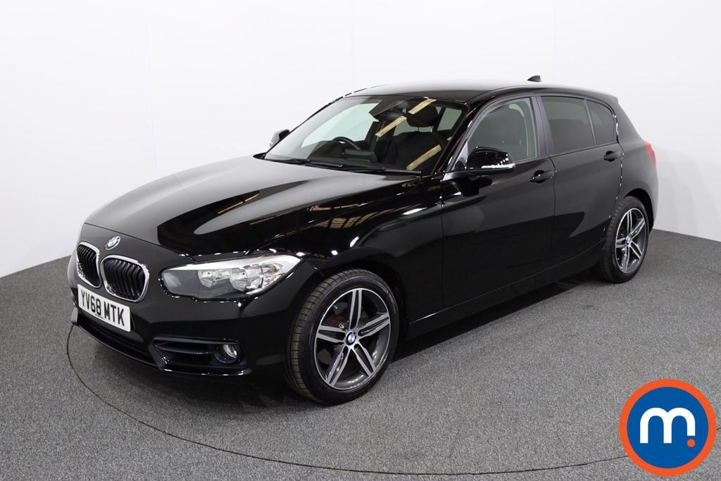 BMW 1 Series Sport - Stock Number 1136063 Passenger side front corner