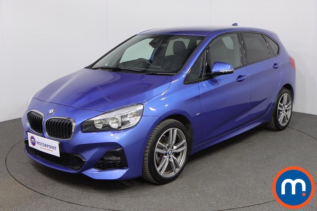 BMW 2 Series M Sport - Stock Number 1111105 Passenger side front corner