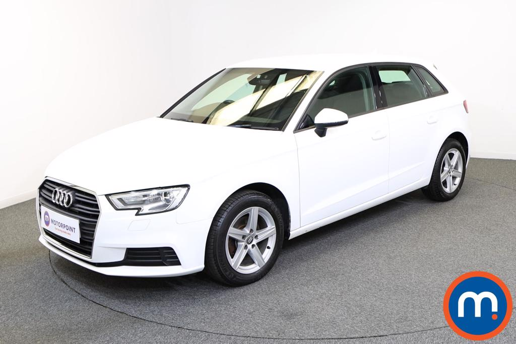 Audi A3 1.0 TFSI SE 5dr S Tronic - Stock Number 1131454 Passenger side front corner