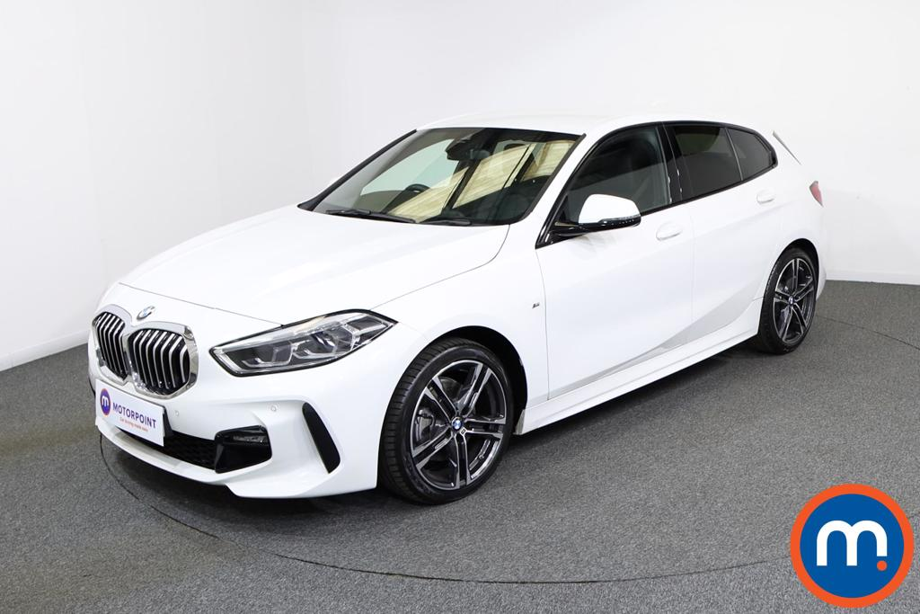 BMW 1 Series M Sport - Stock Number 1136184 Passenger side front corner