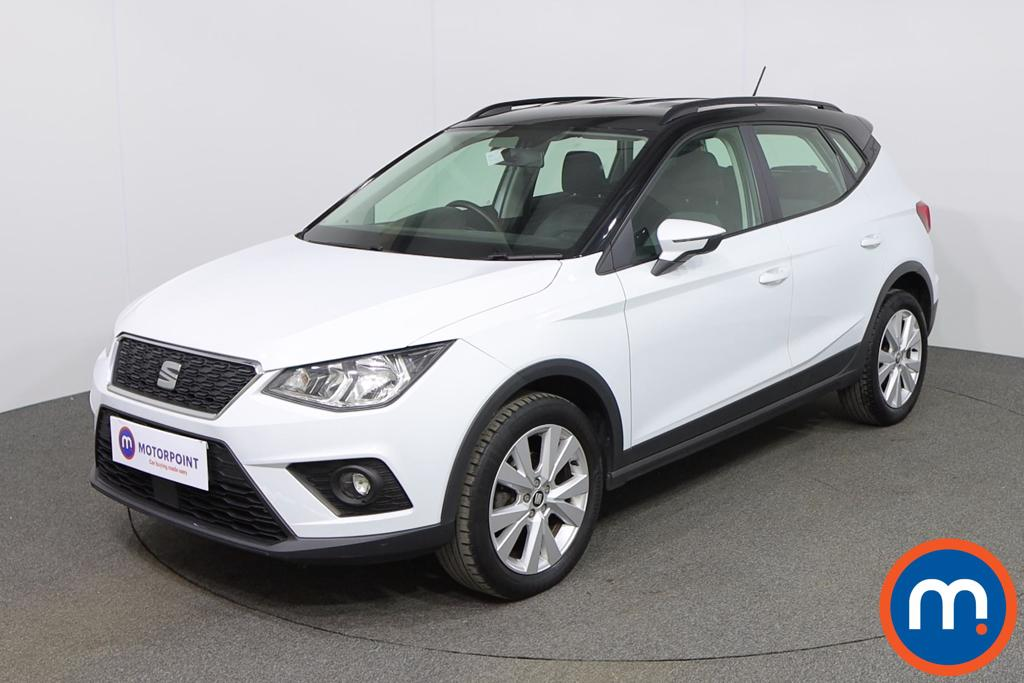 Seat Arona SE Technology Lux - Stock Number 1137147 Passenger side front corner