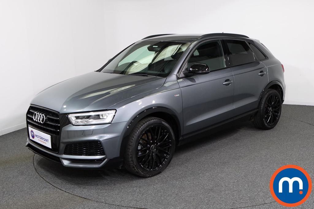 Audi Q3 Black Edition - Stock Number 1138008 Passenger side front corner