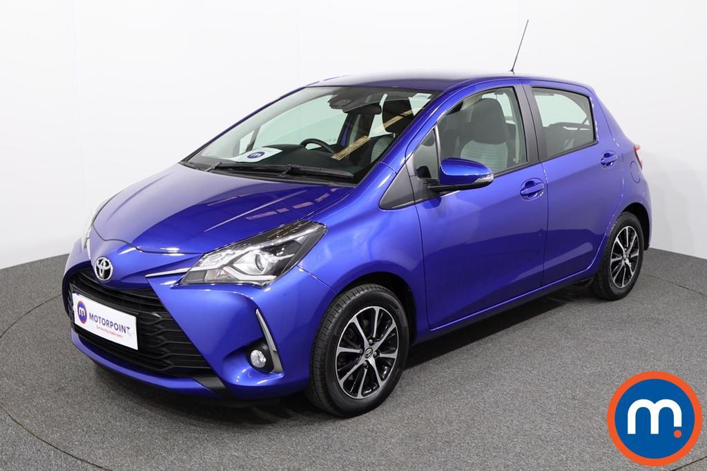 Toyota Yaris Icon Tech - Stock Number 1128481 Passenger side front corner