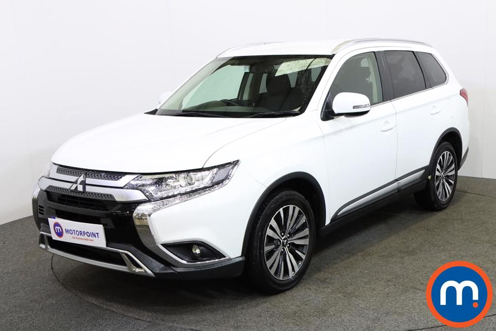Mitsubishi Outlander Design - Stock Number 1137744 Passenger side front corner