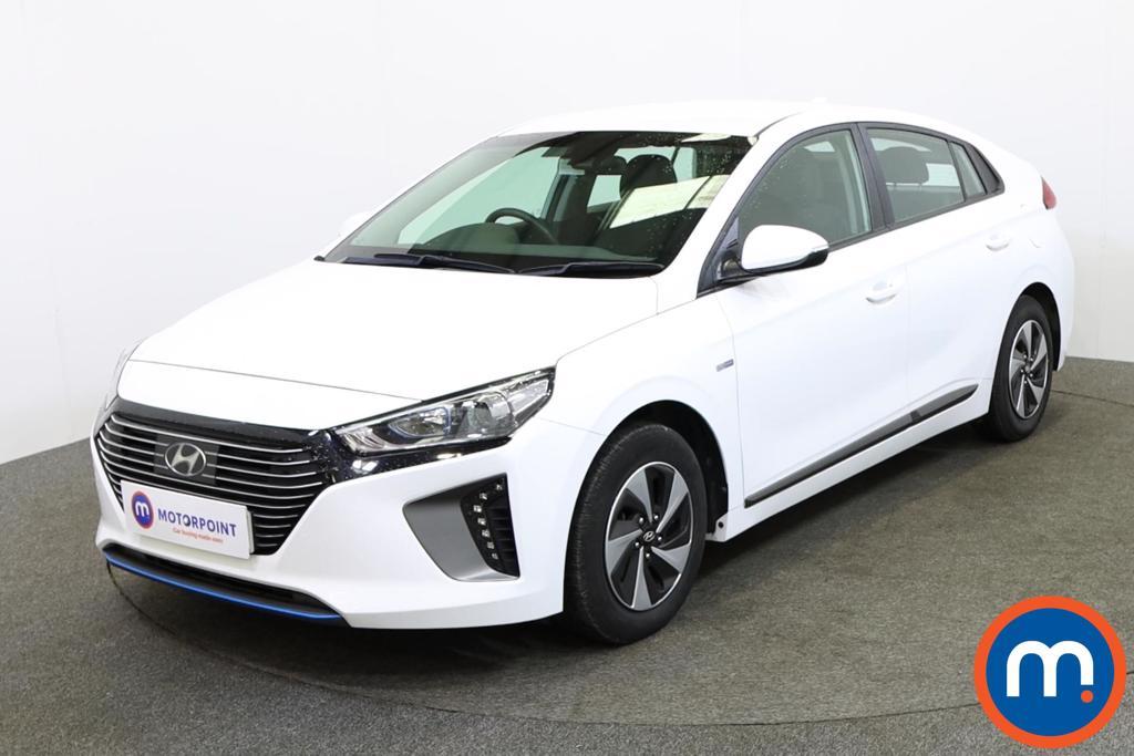 Hyundai Ioniq SE - Stock Number 1137790 Passenger side front corner
