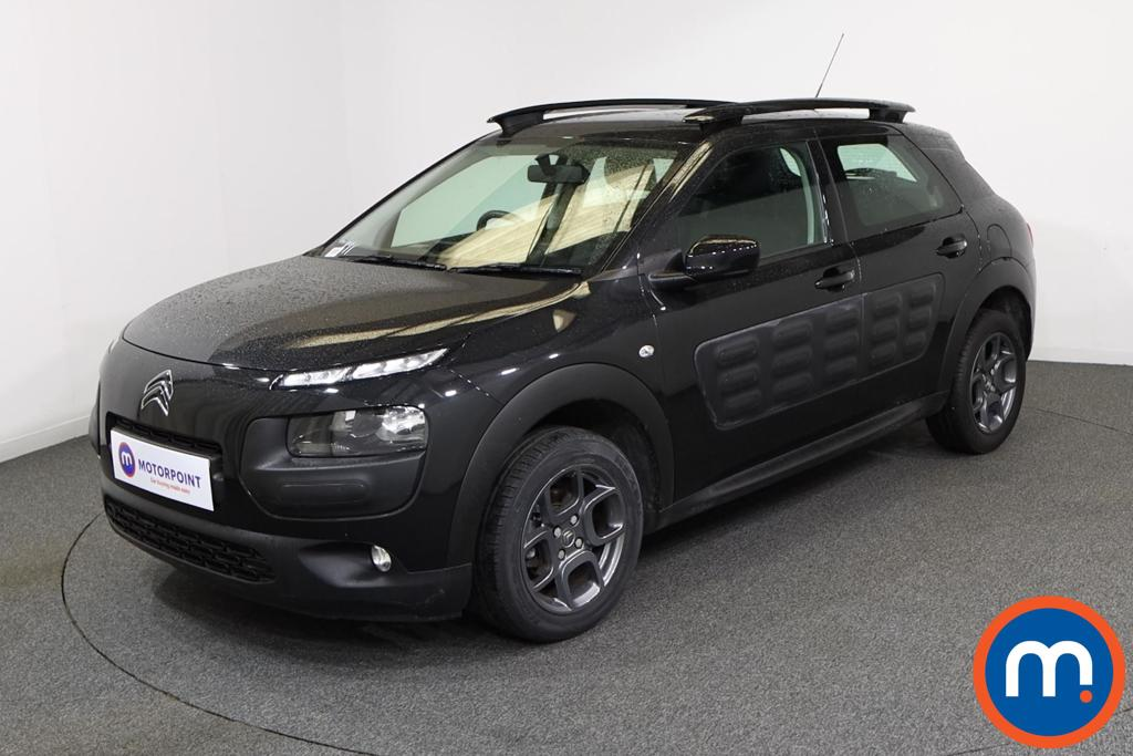 Citroen C4 Cactus Feel - Stock Number 1138170 Passenger side front corner