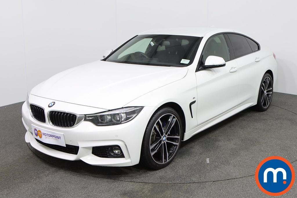 BMW 4 Series M Sport - Stock Number 1138366 Passenger side front corner