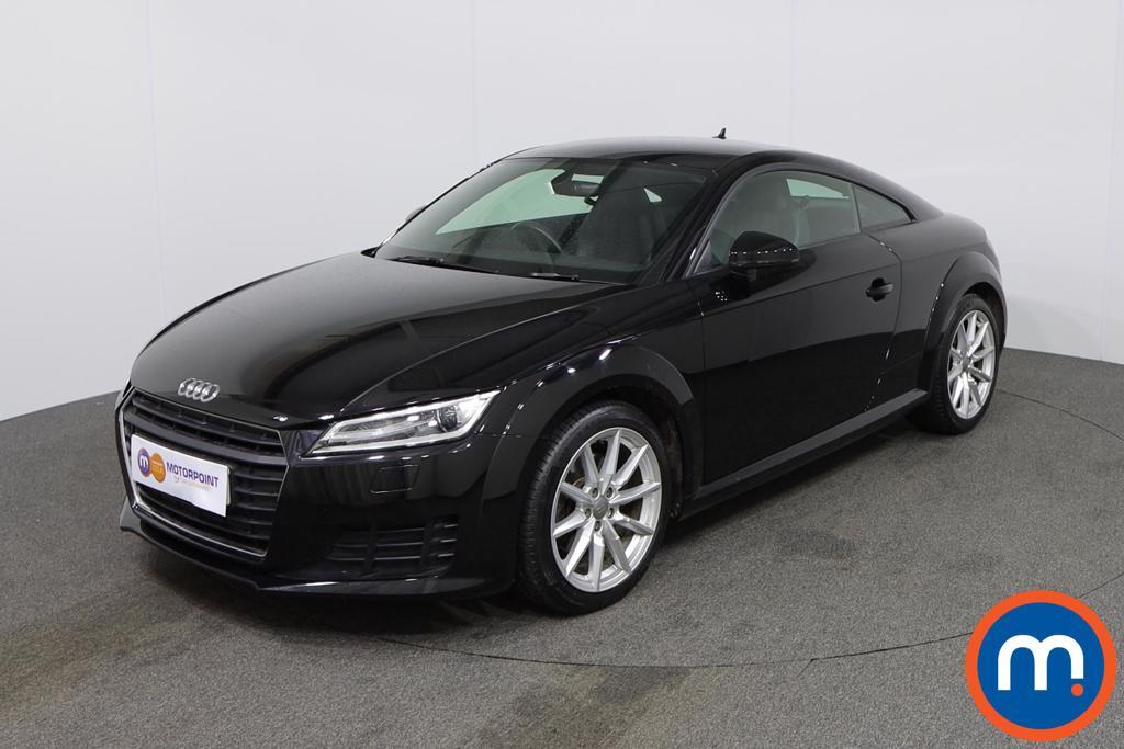 Audi TT Sport - Stock Number 1138509 Passenger side front corner