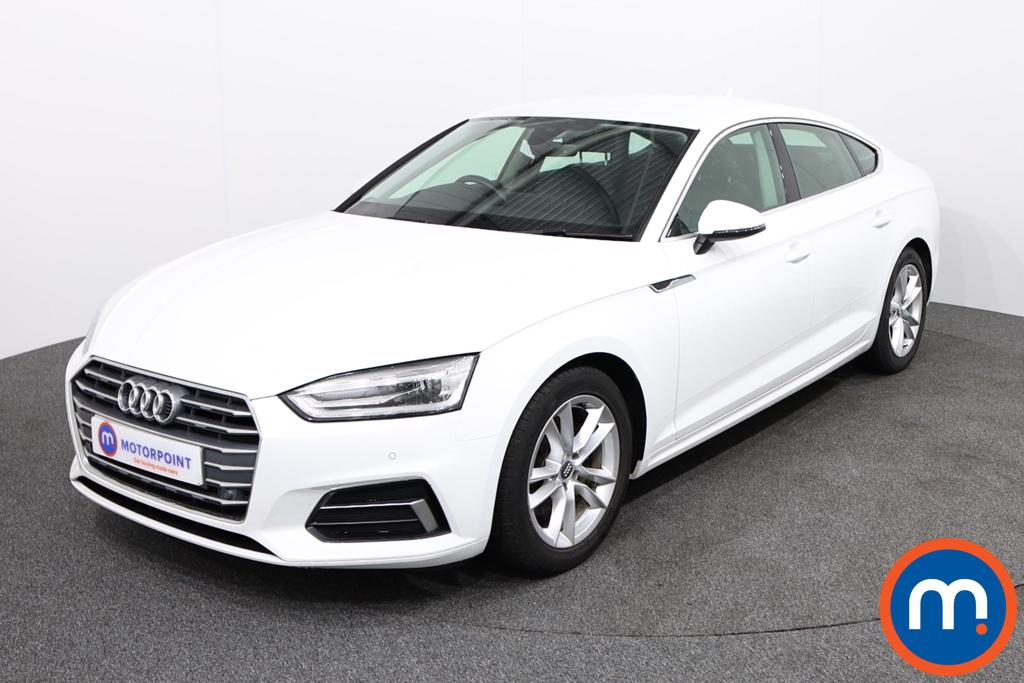 Audi A5 1.4 TFSI Sport 5dr S Tronic - Stock Number 1138530 Passenger side front corner