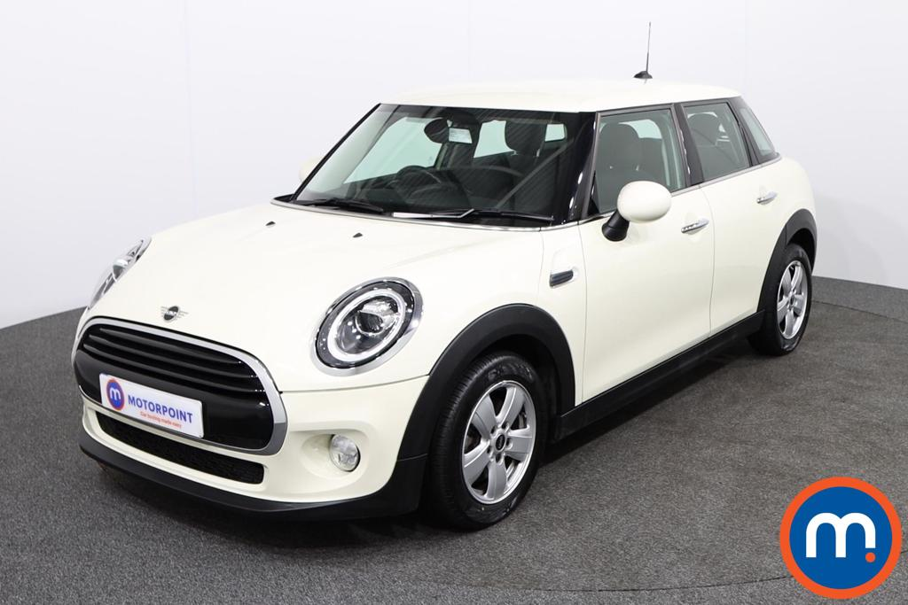 Mini Hatchback 1.5 Cooper II 5dr Auto - Stock Number 1140023 Passenger side front corner