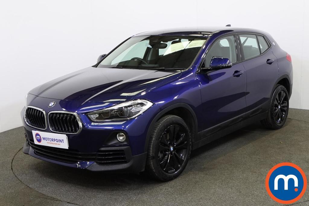 BMW X2 Sport - Stock Number 1134566 Passenger side front corner