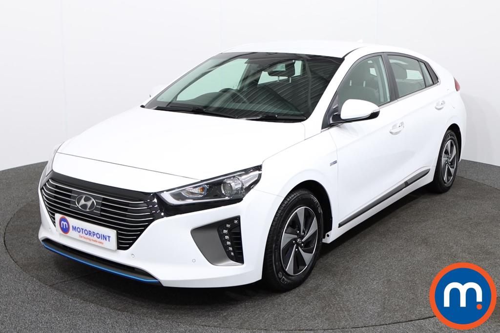 Hyundai Ioniq 1.6 GDi Hybrid Premium SE 5dr DCT - Stock Number 1138160 Passenger side front corner