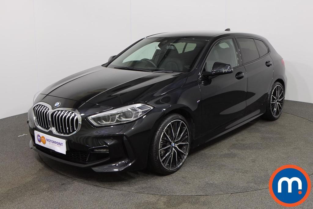 BMW 1 Series M Sport - Stock Number 1138345 Passenger side front corner