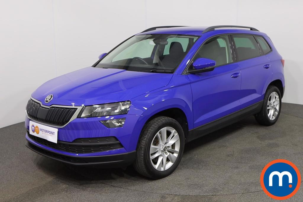 Skoda Karoq SE Technology - Stock Number 1138443 Passenger side front corner