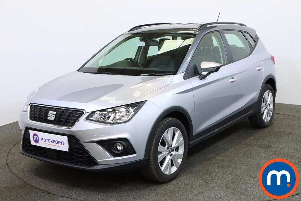 Seat Arona SE Technology Lux - Stock Number 1138300 Passenger side front corner