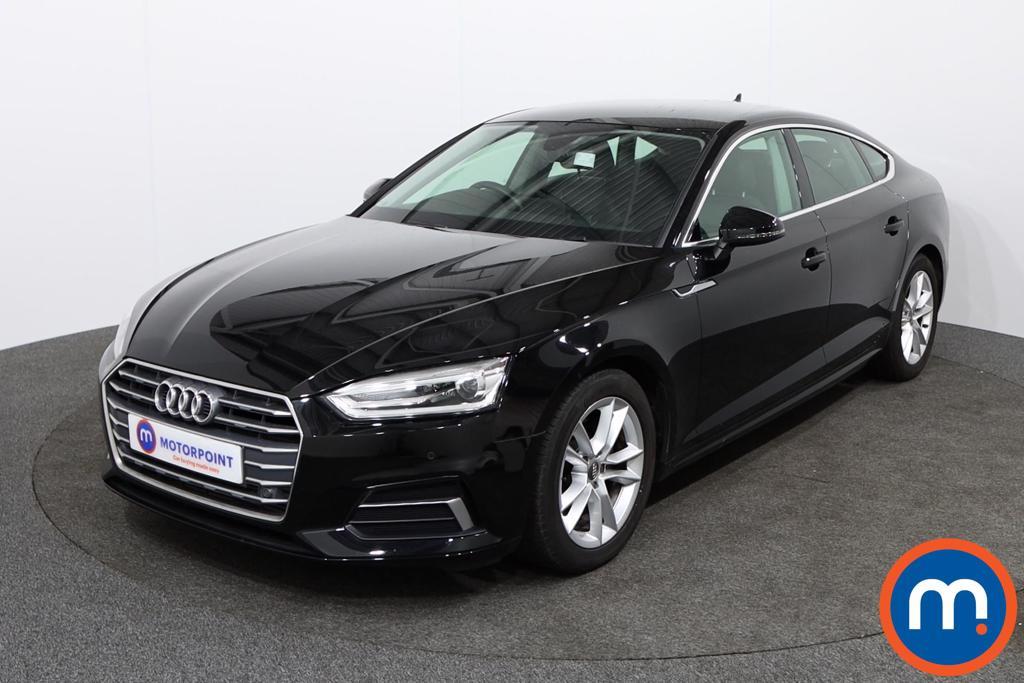 Audi A5 Sport - Stock Number 1139468 Passenger side front corner