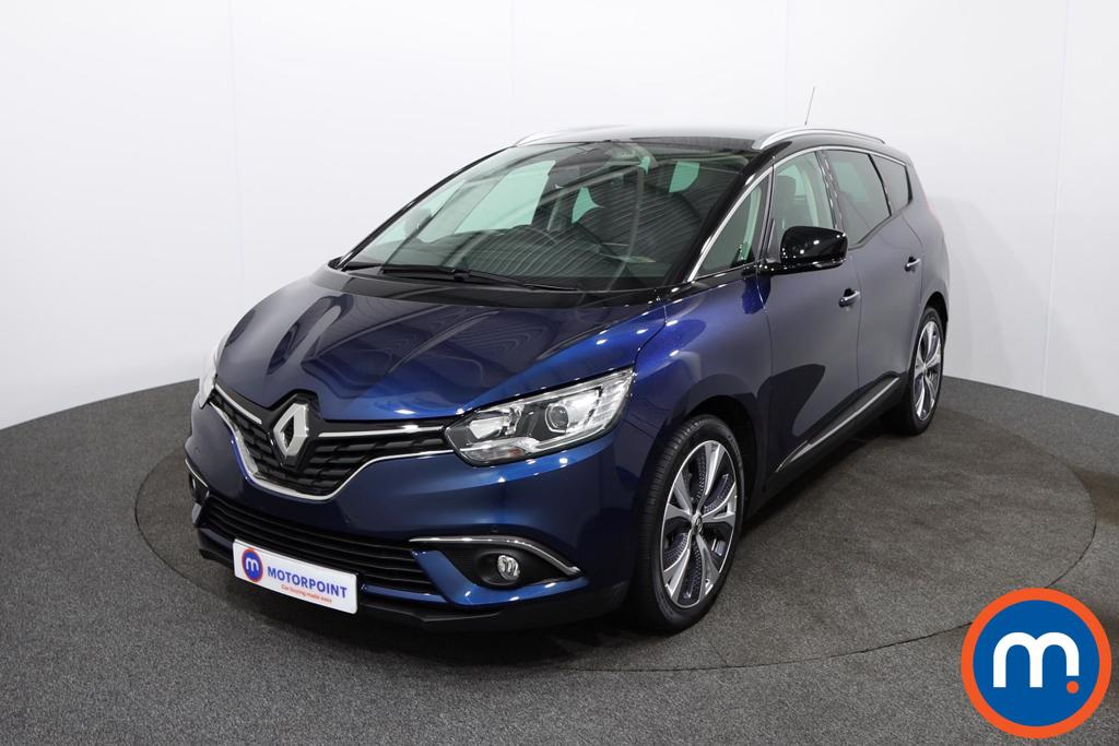 Renault Grand Scenic Signature - Stock Number 1139976 Passenger side front corner
