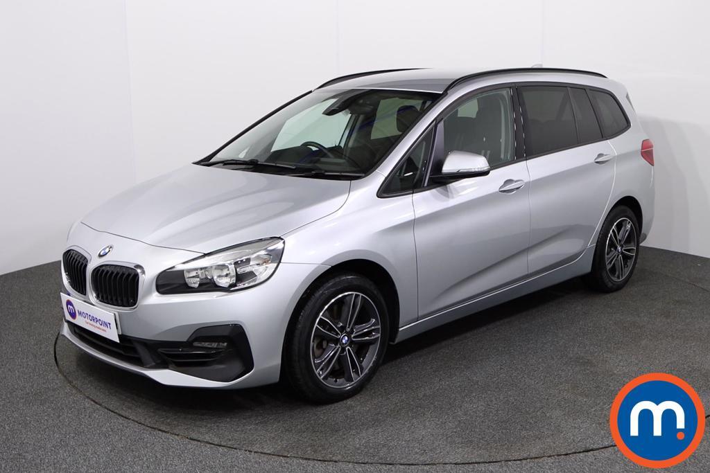 BMW 2 Series Sport - Stock Number 1132345 Passenger side front corner