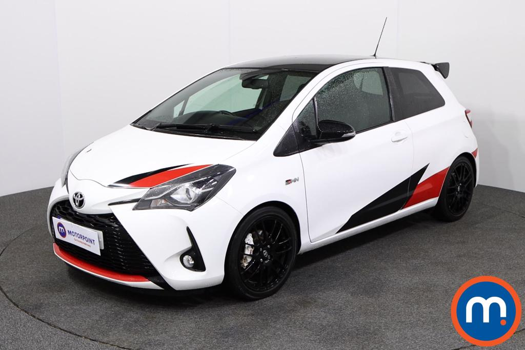 Toyota Yaris GRMN Edition - Stock Number 1134595 Passenger side front corner