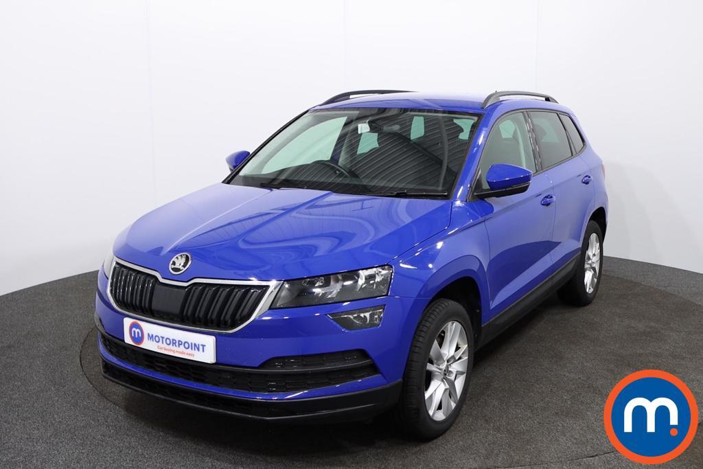 Skoda Karoq SE Technology - Stock Number 1138285 Passenger side front corner