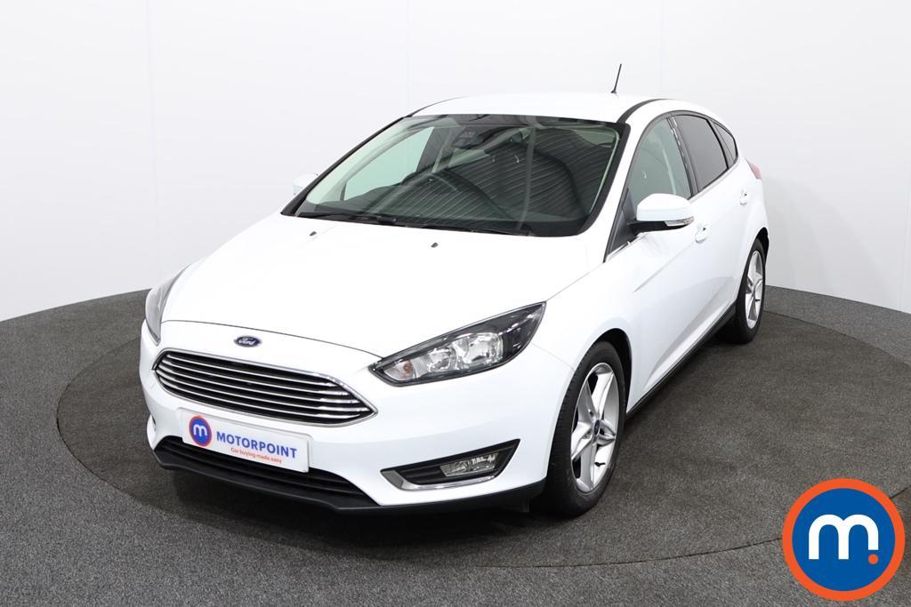 Ford Focus Titanium - Stock Number 1139377 Passenger side front corner
