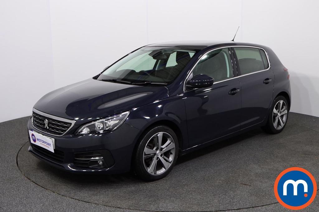Peugeot 308 1.2 PureTech 130 Allure 5dr - Stock Number 1131737 Passenger side front corner