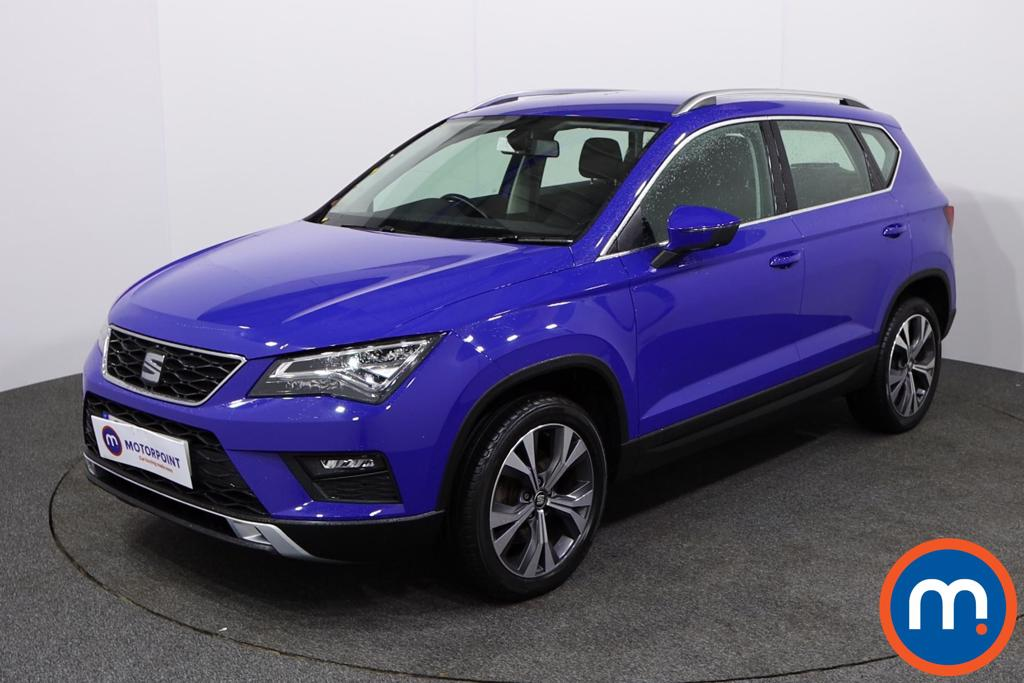 Seat Ateca SE Technology - Stock Number 1134461 Passenger side front corner