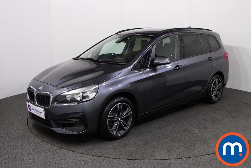 BMW 2 Series Sport - Stock Number 1139352 Passenger side front corner