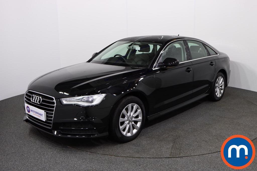 Audi A6 SE Executive - Stock Number 1134372 Passenger side front corner