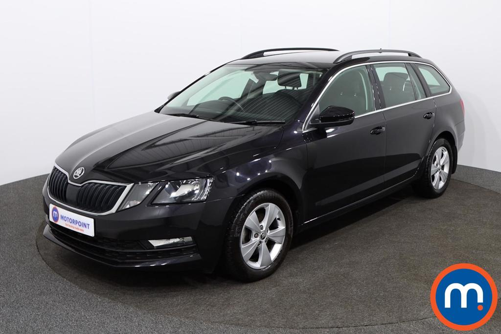 Skoda Octavia SE Technology - Stock Number 1137933 Passenger side front corner
