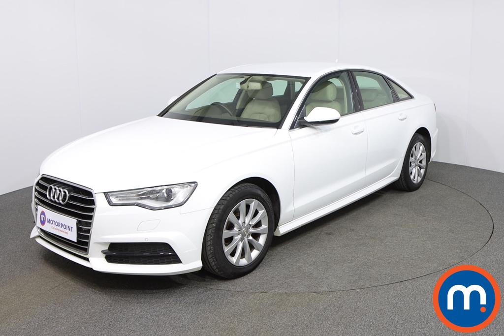 Audi A6 SE Executive - Stock Number 1138014 Passenger side front corner
