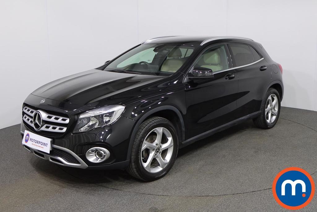 Mercedes-Benz GLA Sport - Stock Number 1138267 Passenger side front corner