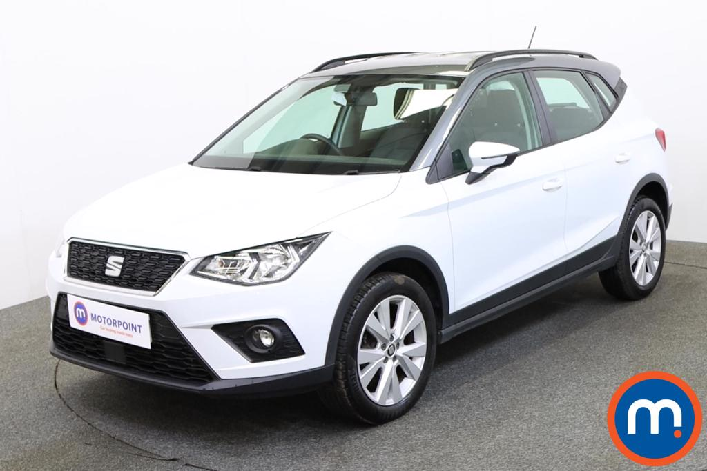 Seat Arona SE Technology Lux - Stock Number 1138309 Passenger side front corner