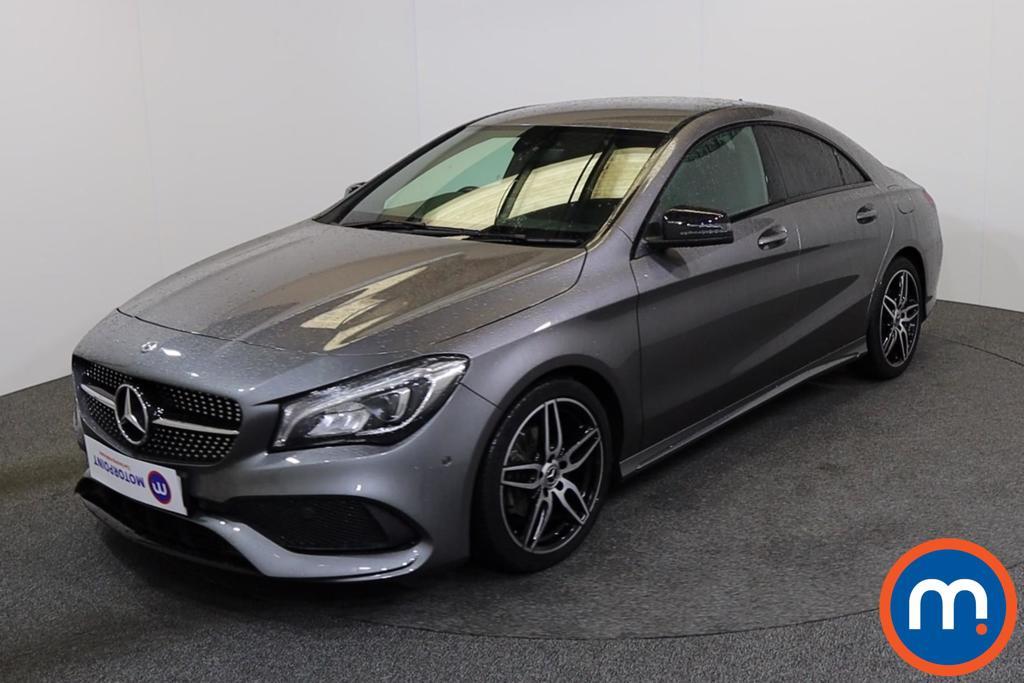 Mercedes-Benz CLA AMG Line - Stock Number 1138470 Passenger side front corner