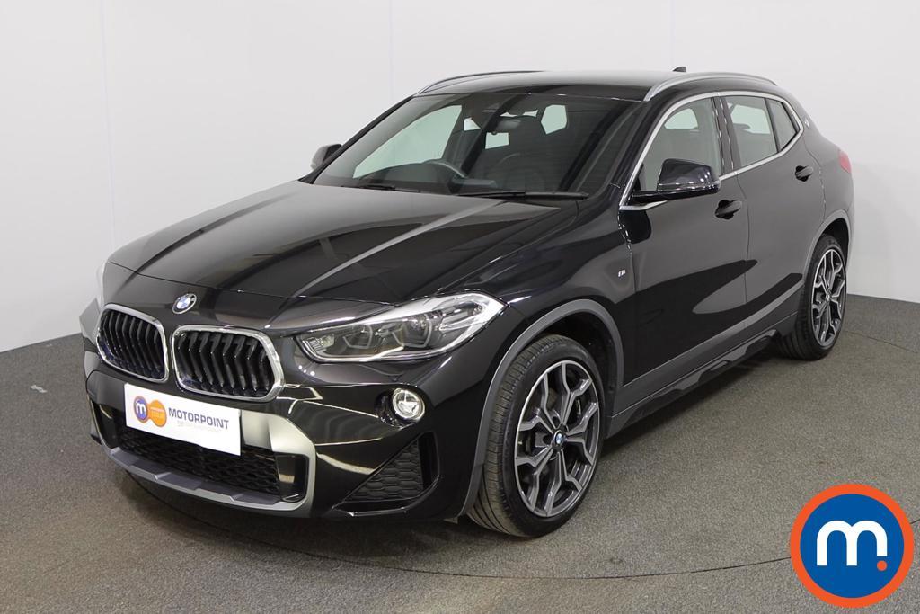 BMW X2 M Sport X - Stock Number 1138902 Passenger side front corner