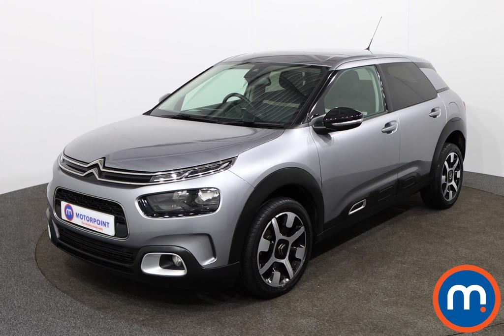 Citroen C4 Cactus Flair - Stock Number 1139503 Passenger side front corner