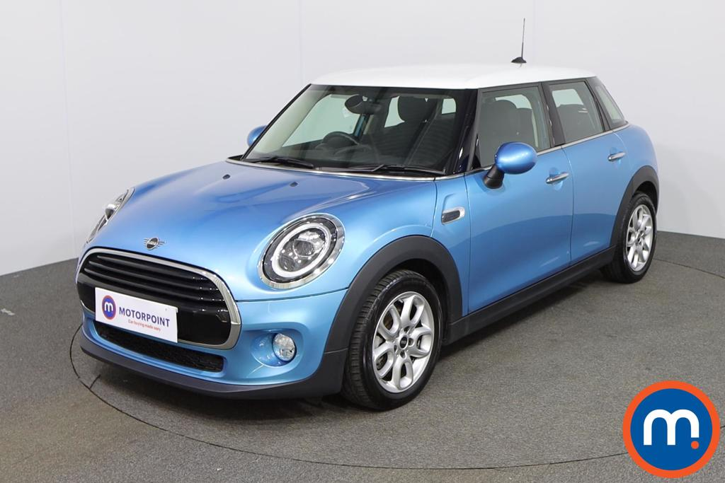 Mini Hatchback 1.5 Cooper II 5dr Auto - Stock Number 1140009 Passenger side front corner