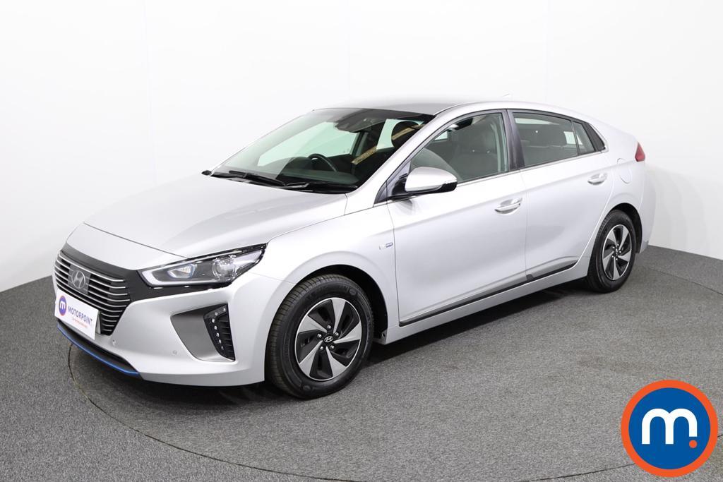 Hyundai Ioniq Premium SE - Stock Number 1140378 Passenger side front corner
