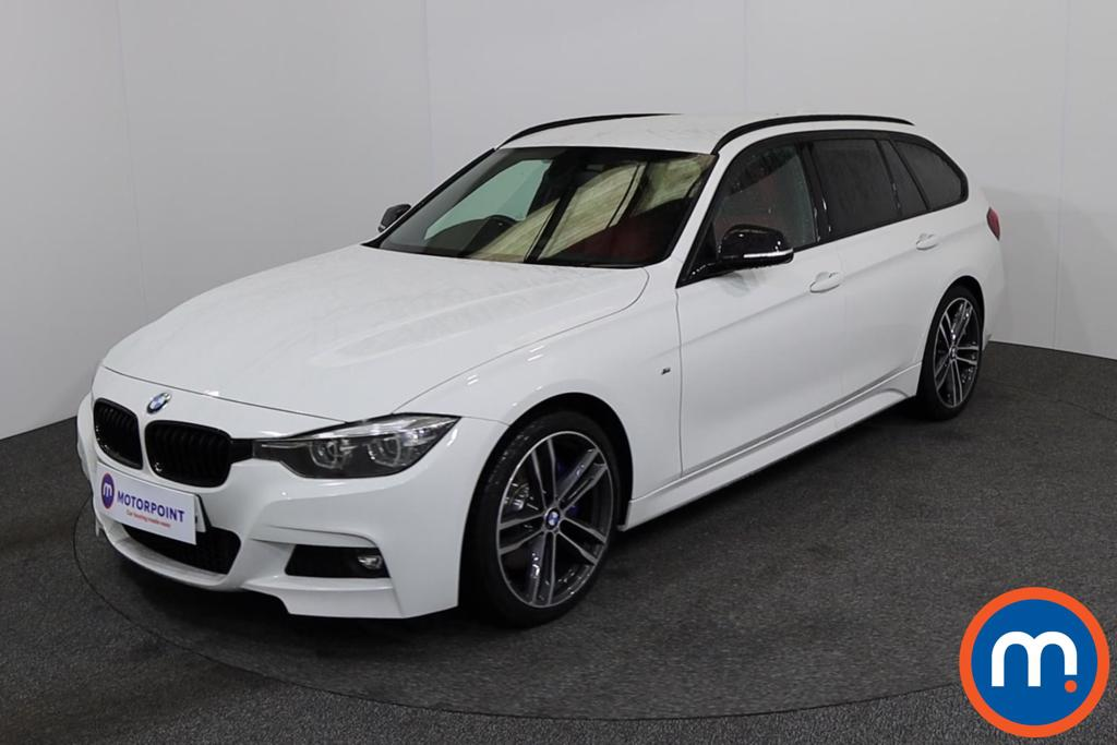 BMW 3 Series M Sport Shadow Edition - Stock Number 1140661 Passenger side front corner