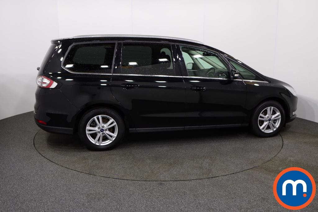 Ford Galaxy Titanium - Stock Number 1128721 Passenger side front corner