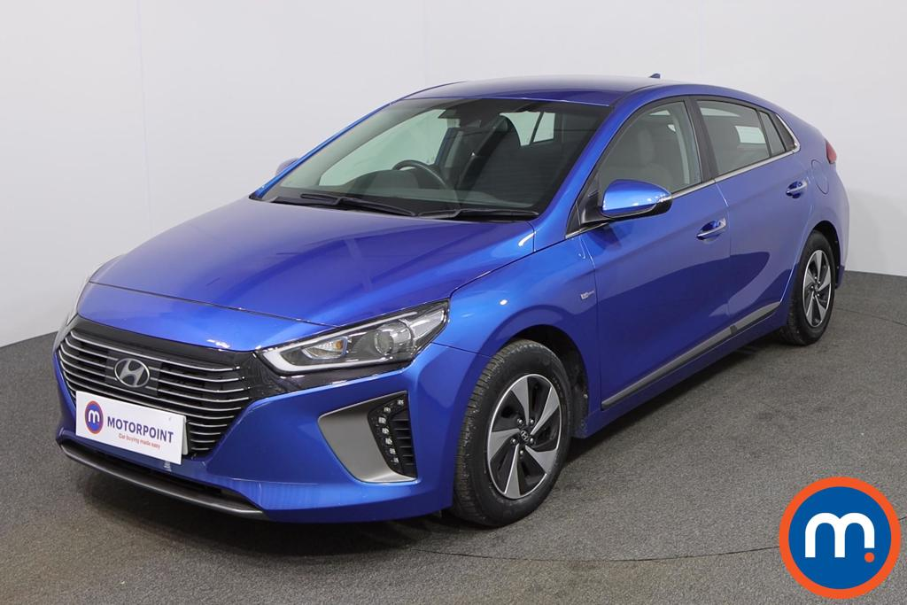 Hyundai Ioniq Premium - Stock Number 1138311 Passenger side front corner