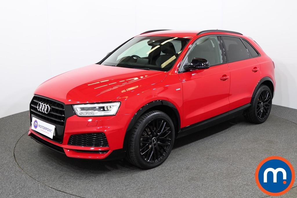 Audi Q3 Black Edition - Stock Number 1140533 Passenger side front corner