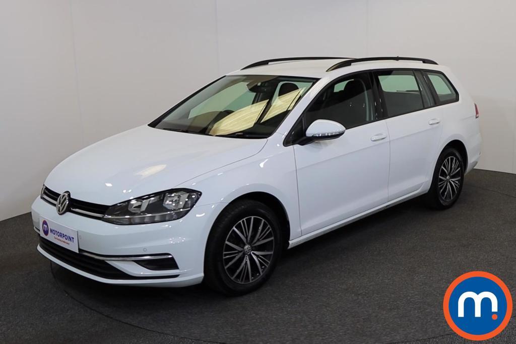 Volkswagen Golf 2.0 TDI SE 5dr [Nav] - Stock Number 1141720 Passenger side front corner