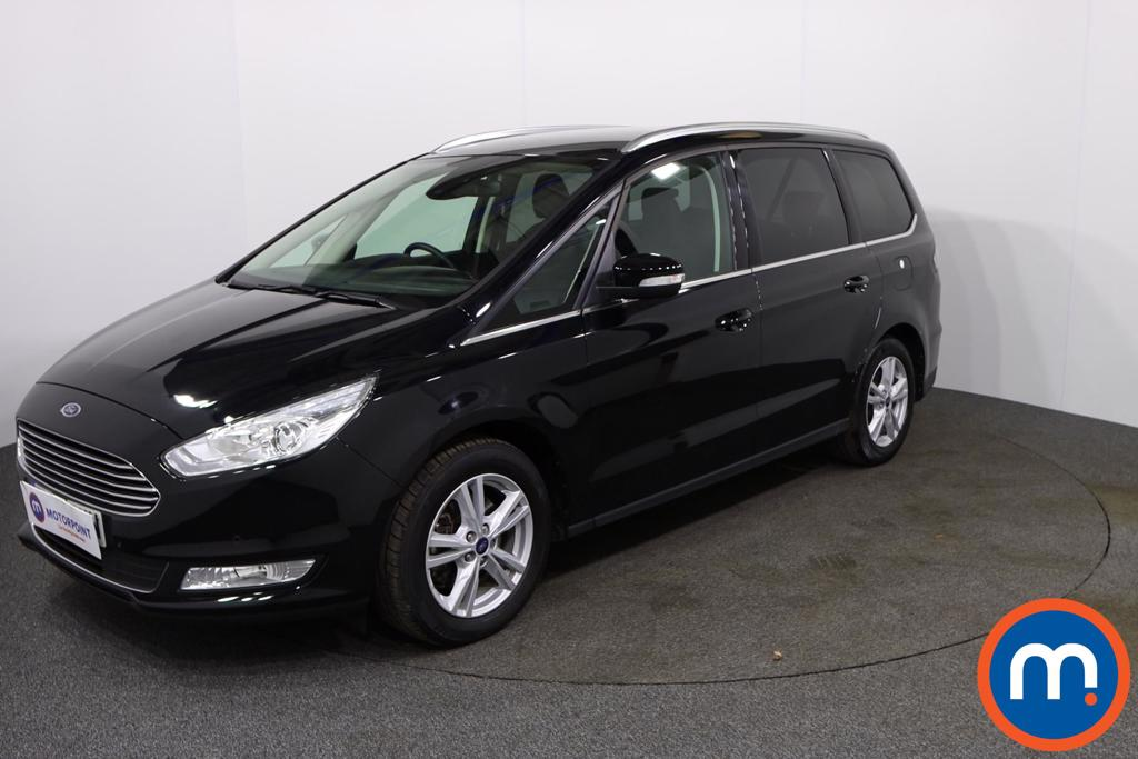 Ford Galaxy 2.0 EcoBlue 150 Titanium 5dr Auto - Stock Number 1134386 Passenger side front corner