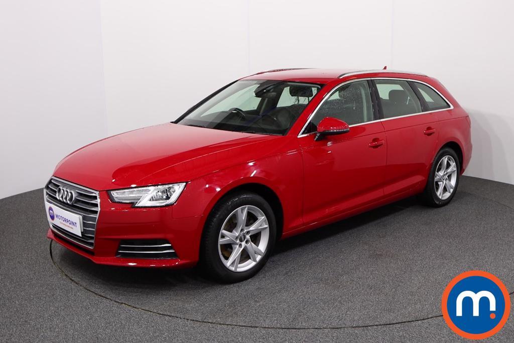 Audi A4 Sport - Stock Number 1136695 Passenger side front corner